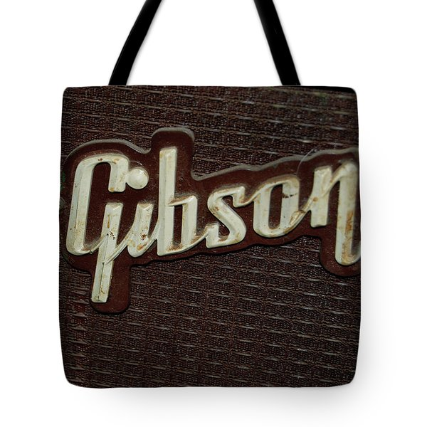 Kalamazoo Gibson Tote Bag