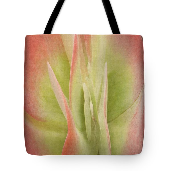 Kalanchoeluciaesucculent Tote Bag