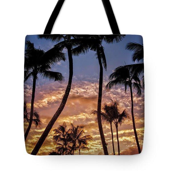 Kalapki Sunset Tote Bag