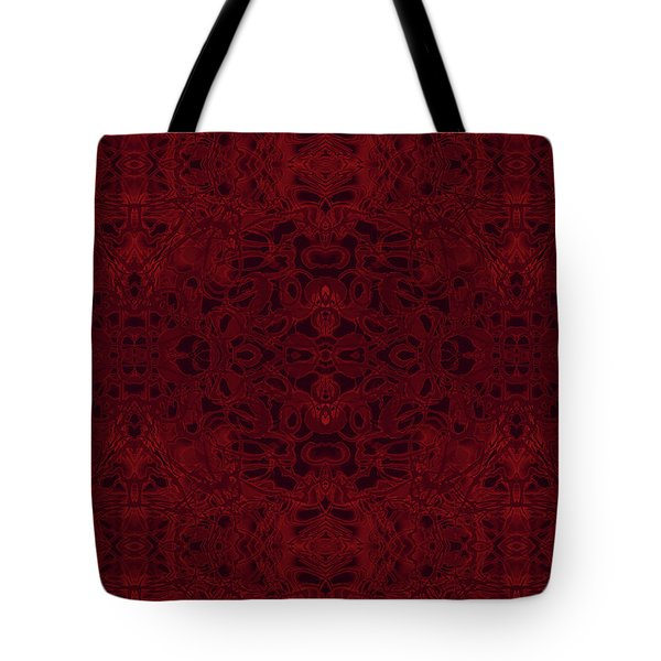 Kaleid Abstract Reverence Tote Bag