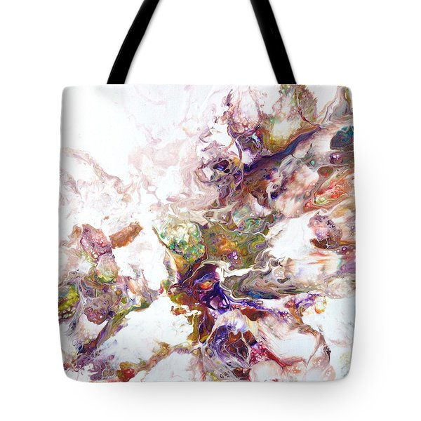 Kaleidescope Of Color Tote Bag