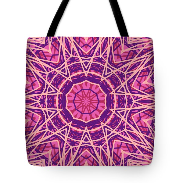 Kaleidoscope 147 Tote Bag