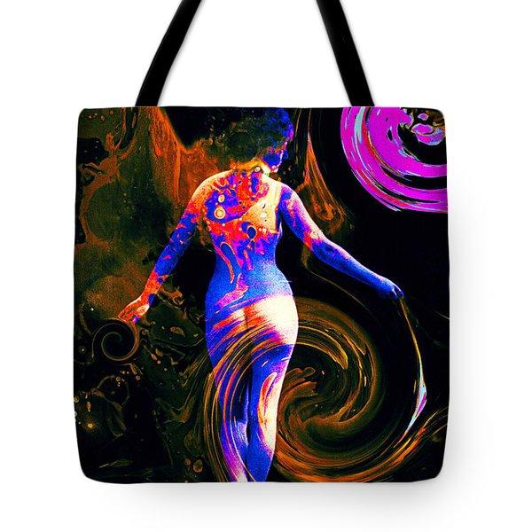 Kaleidoscope Eyes... Tote Bag