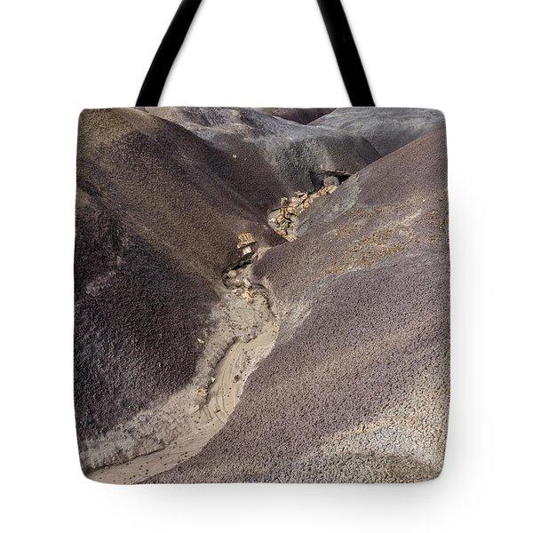 Kaleidoscope Landscape Tote Bag