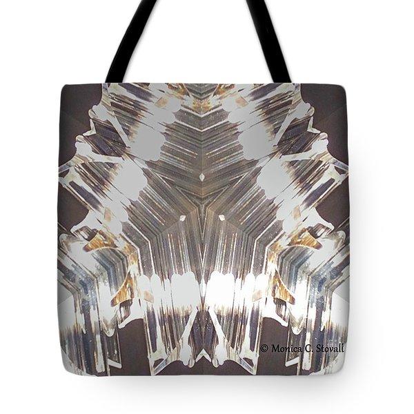 Kaleidoscope Mirror Effect M11 Tote Bag