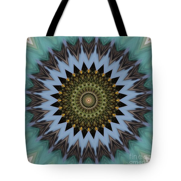 Kaleidoscope O Eleven Tote Bag