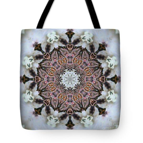 Kaleidoscope O Seven Tote Bag