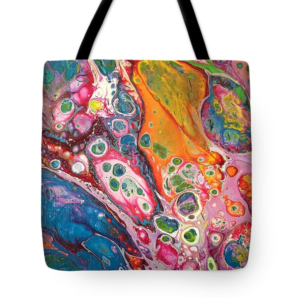Kaleidoscope Revisited Tote Bag