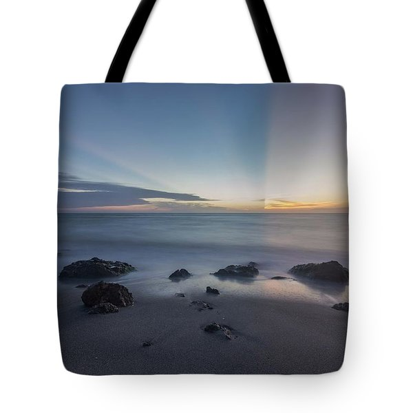 Tote Bag featuring the photograph Kaleidoscope  Sunset by Paul Schultz
