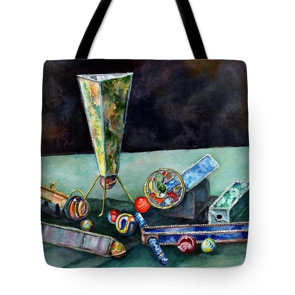Kaleidoscopes Tote Bag