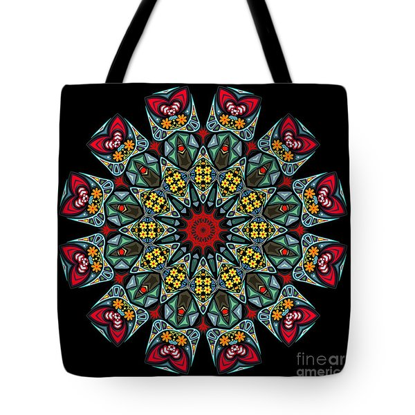 Kali Katp - 10 Tote Bag by Aimelle