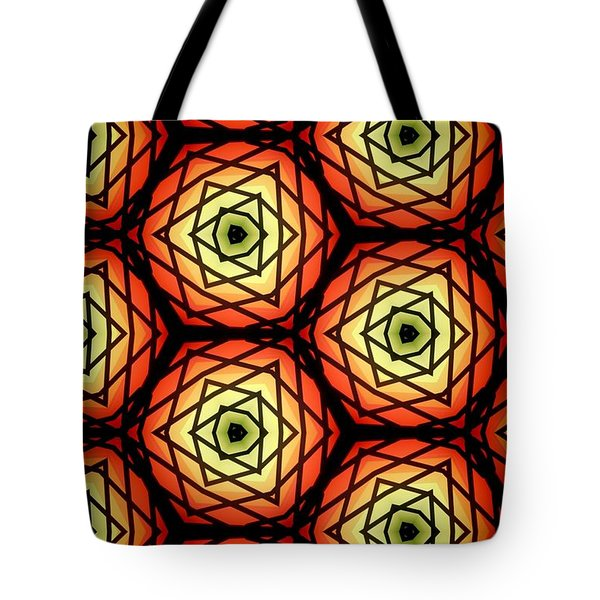 Kaleidoscope IIi Tote Bag