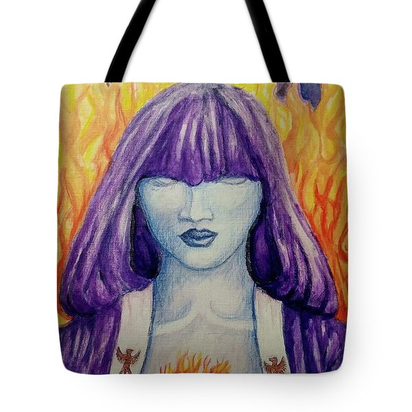 Kali's Daughter Tote Bag