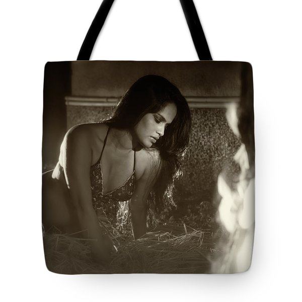 Kamasutra Girl 3 Tote Bag