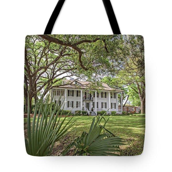 Kaminski House Museum Tote Bag