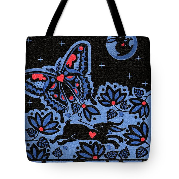 Tote Bag featuring the painting Kamwatisiwin - Gentleness In A Persons Spirit by Chholing Taha