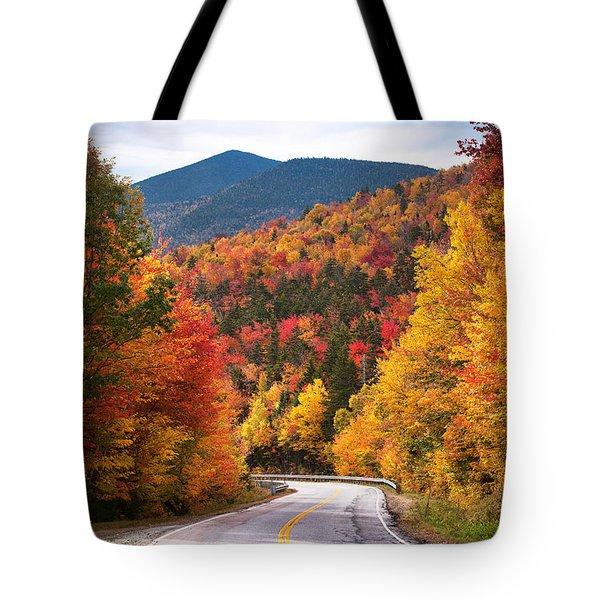 Kancamagus Highway Tote Bag