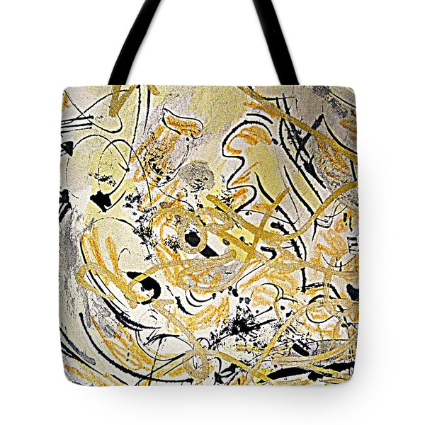 Kandinsky Echo Tote Bag