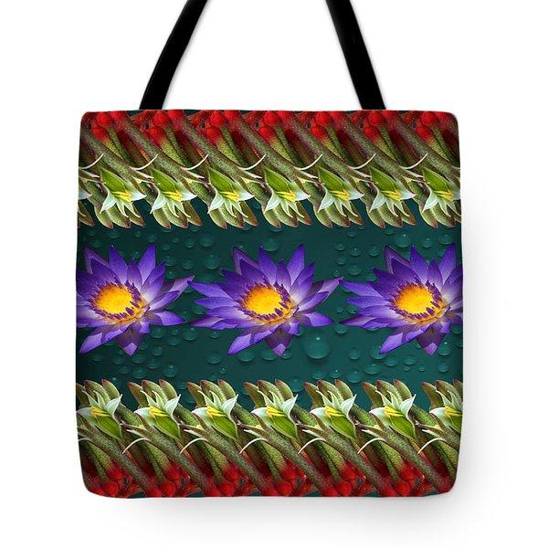 Kangaroo Paw Heaven Tote Bag