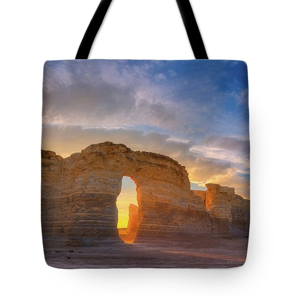 Kansas Gold Tote Bag by Darren White
