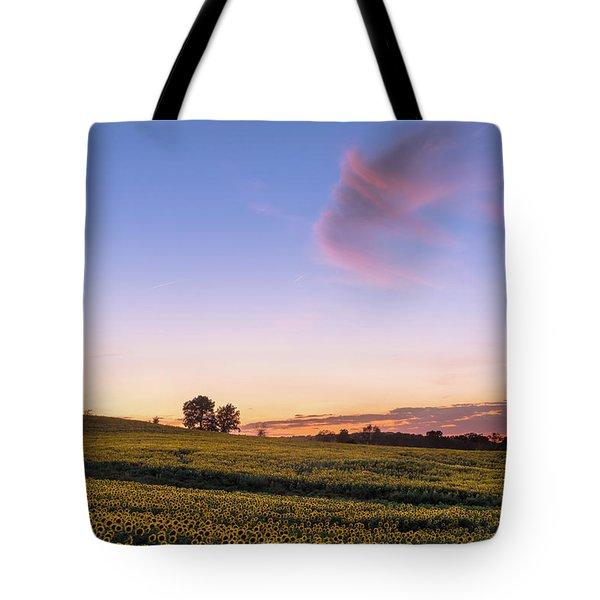 Kansas In Color Tote Bag
