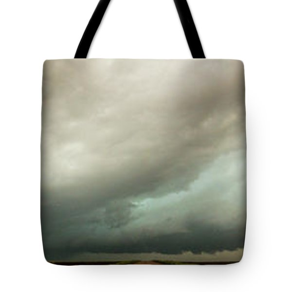 Kansas Storm Chase Bust Day 001 Tote Bag