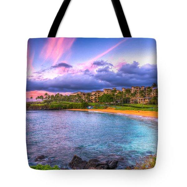 Kapalua Bay Perfection Tote Bag
