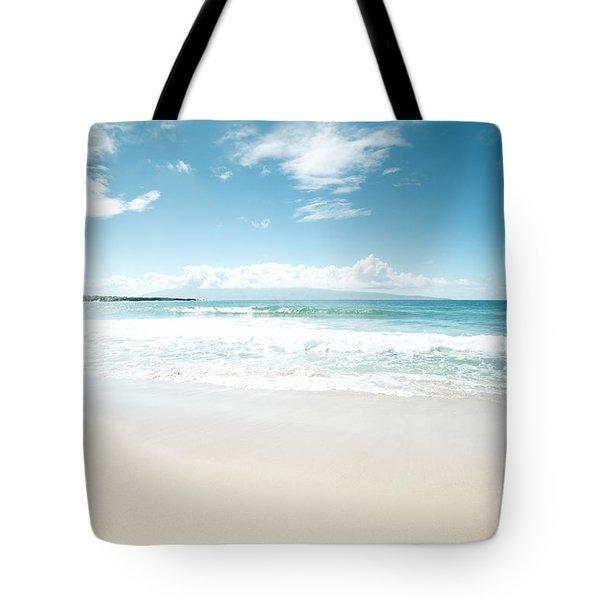Kapalua Blue Tote Bag