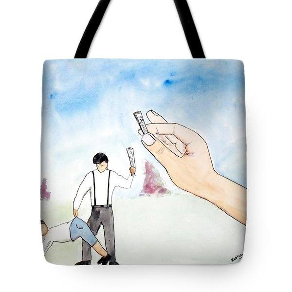 Karma Tote Bag by Keshava Shukla