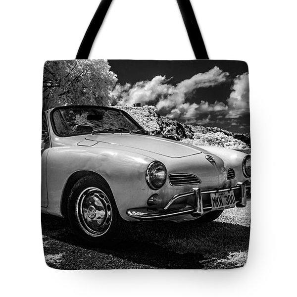 Karmann Ghia Tote Bag