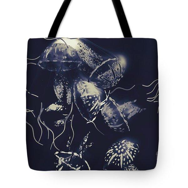 Karmic Poison Tote Bag