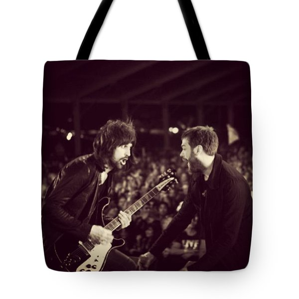 Kasabian Tote Bag