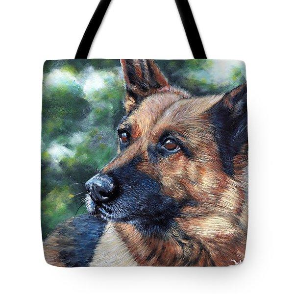 Kasha Tote Bag