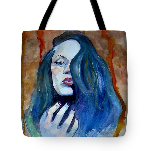 Kasia Ikasia Tote Bag by Ray Agius