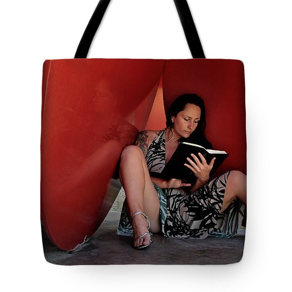 Kassandra 4 Tote Bag