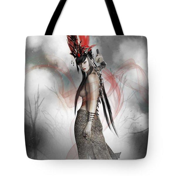 Katana Tote Bag