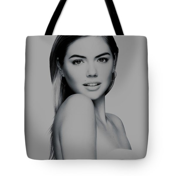 Kate Upton 17 Tote Bag