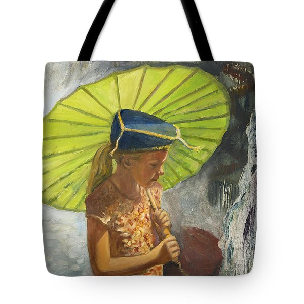 Katemandu Tote Bag
