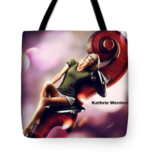 Kathrin Werderitsch Tote Bag