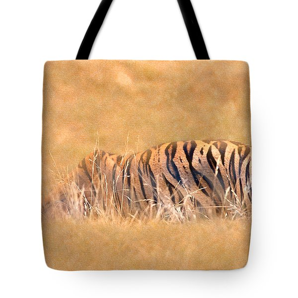 Tote Bag featuring the photograph Katniss by Annette Hugen