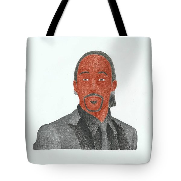 Katt Williams Tote Bag