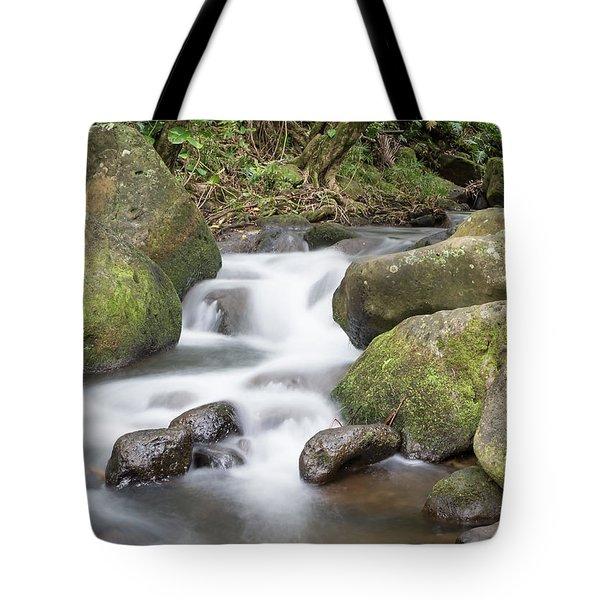 Kauai Flow Tote Bag