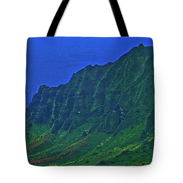 Kauai  Napali Coast State Wilderness Park Tote Bag