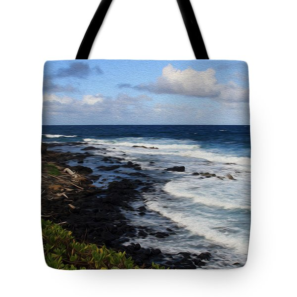 Kauai Shore 1 Tote Bag