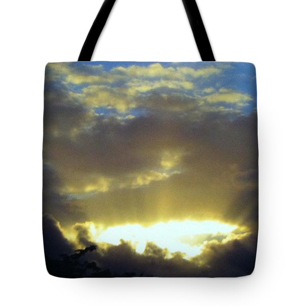 Kaua'i Sunset Tote Bag by Alohi Fujimoto