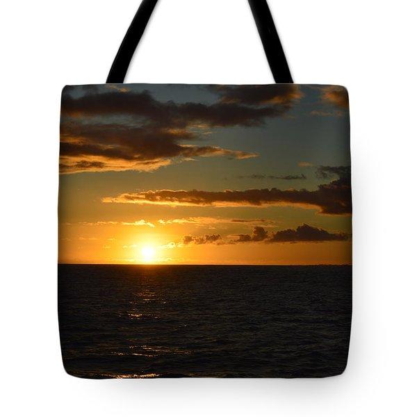 Kauai Sunset Tote Bag