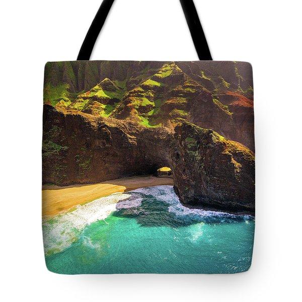 Kauai Tunnel Tote Bag