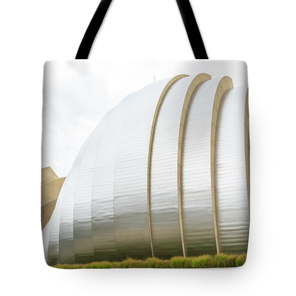 Kauffman Center Performing Arts Tote Bag by Pamela Williams