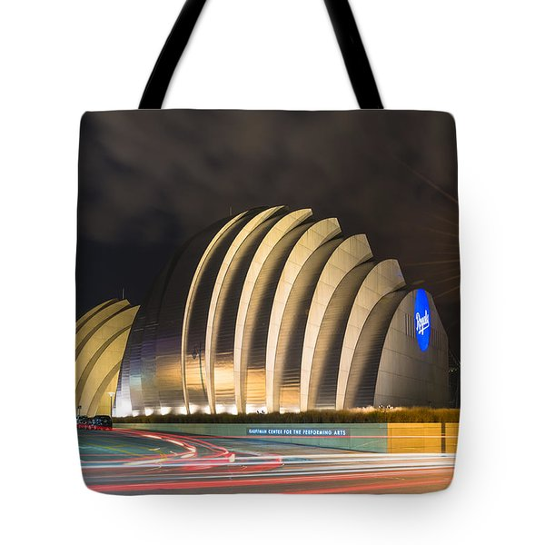 Kauffman Royal Tote Bag