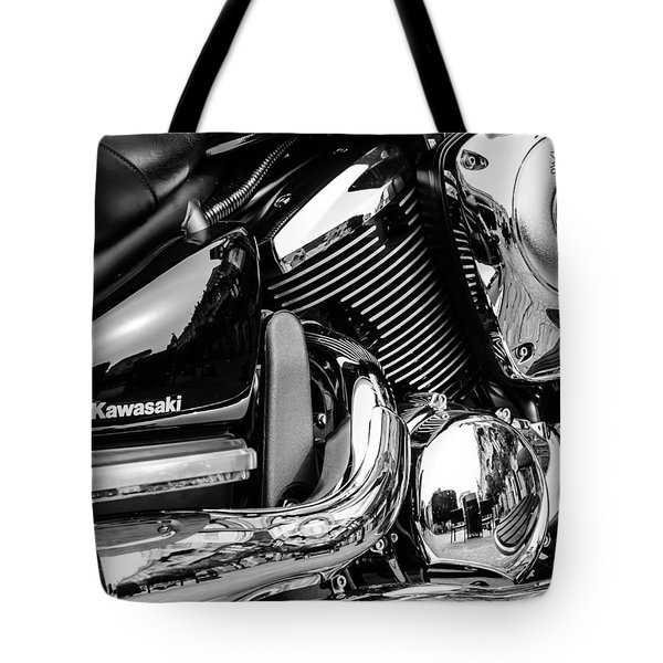 Kawaski V900 Tote Bag